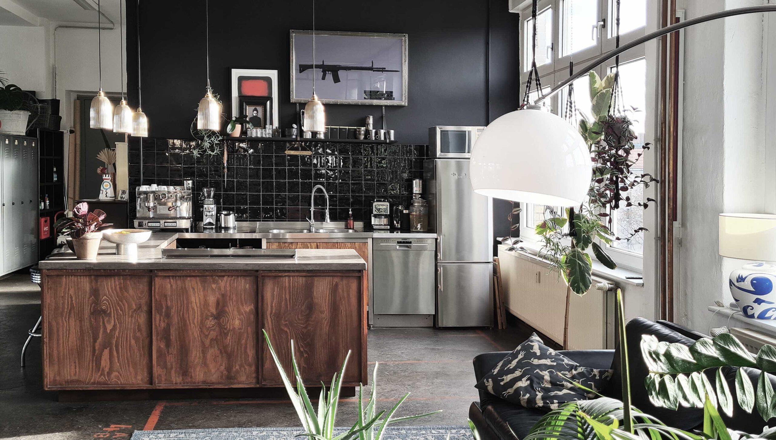 Ikonic Eventlocation und Mietstudio mit Küche