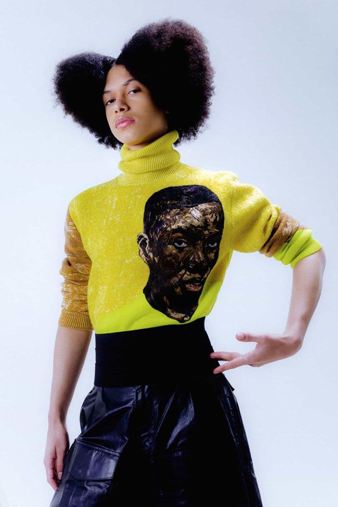 Editorial for Dior x Numero Berlin