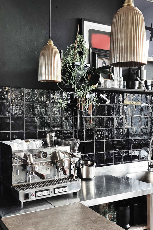 Die Ikonic Craftspace Küche in derEventlocation
