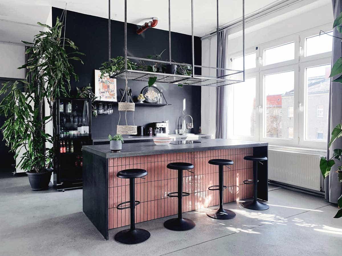 Miet Fotostudio und Eventlocation mit stylischer Küche